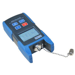 Premium Fiber Optic Power Meter Optical Tester Sc fc Adapter 70 10dbm