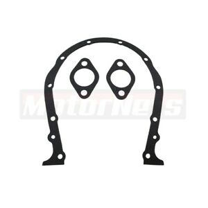 Bbc Big Block Chevy Timing Chain Cover Gasket Fits Aluminum Or Steel Covers