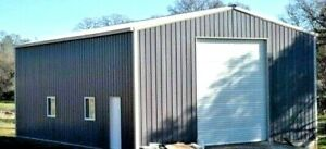 Metal Steel Building Kits