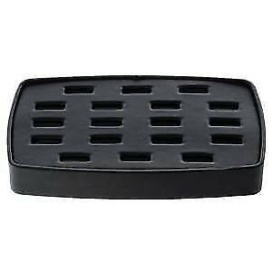 18 Ring Display Tray Black Leatherette 78177