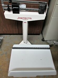 Detecto Baby Scale Mechanical Model 459 Pediatric ho