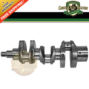 Crankshaft43 New Crankshaft Jd 3t90 John Deere 950 1050