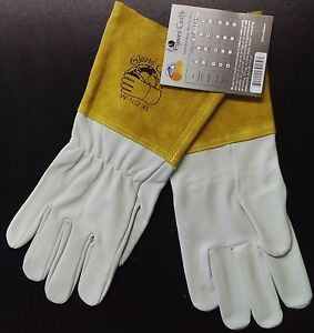 Gloves Castle W 102 Premium Grade Tig Welding Gloves s m l xl 6 Pairs