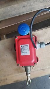 Safety Switch From Weeke Bp80