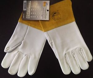Gloves Castle W 108 Premium Grade Tig Welding Gloves s m l xl 4 Pairs