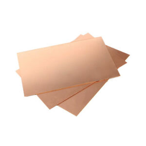 Pcb Circuit Board Single double Sided Copper Clad Plate Laminate 7x10cm 20x30cm