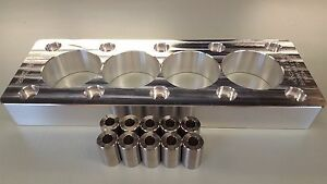Torque Honing Plate For Honda B Series With Insert 86mm Max Bore By Deeworks
