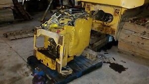 Winch To Fit John Deere Good Condition Fits 700 750 Dozer