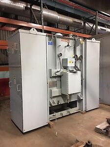 Ge Prolec 300 Kva 13200 Primary 208y 120 Secondary Substation Transformer Fr3