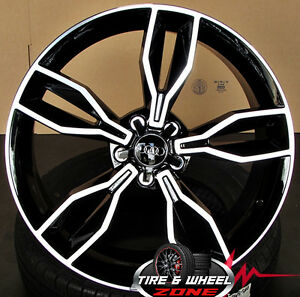20 Audi S Line Style Wheels Black Machine Fits All Audi A4 A5 A6 A7 A8 Rs