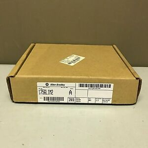 New Sealed Allen Bradley 1756 l1m2 a Controllogix Processor 1mb