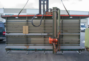 Holzher 1270 Automatic Vertical Panel Saw