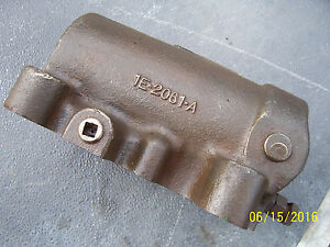 Vintage Oliver Super 55 Tractor 3 Point Hydraulic Lift Cylinder
