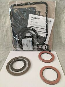 Ford 4r70w Transmission Rebuild Kit Transtec W Friction Plates 1996 2003