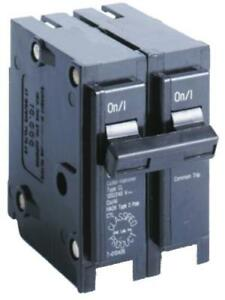 30a 240v Double Pole Ul Classified Replacement Breaker Ul Listed For G Only One