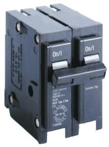 20a 240v Double Pole Ul Classified Replacement Breaker Ul Listed For G Only One