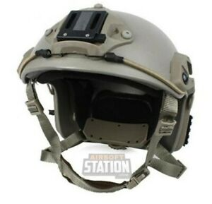 Lancer Tactical Maritime Specops Replica Style Helmet W Nvg Mount For Airsoft $68.35