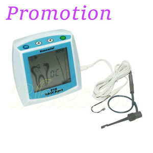 Supply Dental Apex Locator Dentist Root Canal Finder Endodontic Endo Equipment