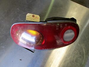 90 97 Mazda Mx 5 Miata Oem Left Driver Side Tail Light 00535