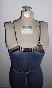 Vintage Hearthside Dressmakers Dress Form Adjustable Mannequin