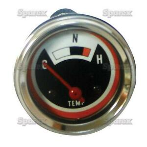 Oliver Tractor Coolant Temperature Gauge 1550 1555 1650 1655 1750 1755 155557a