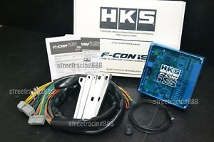 Hks F Con Fcon Is Ecu Piggy Back With Complete Universal Harness