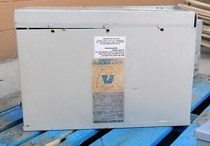 Acme Electric T 2 53311 1s 15 Kva 480 To 208y 120 Encapsulated Transformer 3p