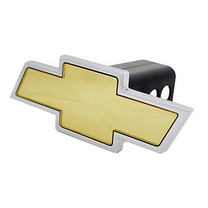 2 Hitch Cover Truck Tow Chevy Trailer Hitch Cover 1 1 4in And 2in Gold