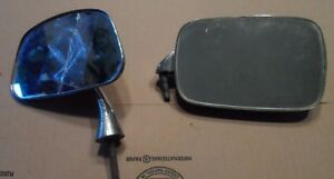 Lot Of 2 Vintage Car Mirrors Side Mirror Made In England