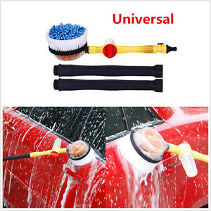 Car Wash Foam Brush Car Automatic Washing Brush Professional Rotating Brush Tool