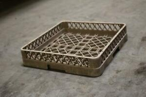 Lot Of 4 Used Traex Full Size Dishwasher Rack Kitchen restaurant Dish Racks Wa