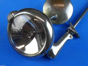 Rare Vintage Driving Light Spotlight Unity H1 With Mirror H 1