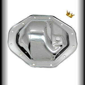 Chrome Dodge Ram Truck Durango Dakota Rear End Cover 9 1 4 Dodge Differential