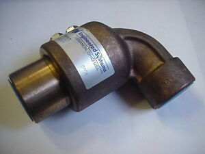 New Opw 3330 0101 1 Npt Bronze Swivel Joint