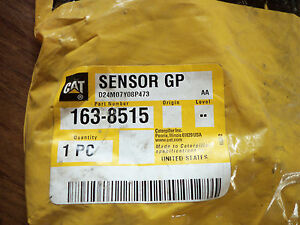 Caterpillar Sensor Gp 163 8515