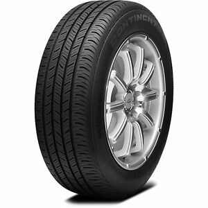 1 New Continental Pro Contact All Season 215 45 17 91w Tire 2154517