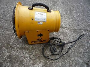 Pelsue 1400d Axial Blower 12 Vdc 1 4hp 15 Amp Free Shipping