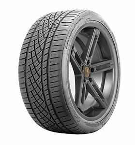 1 New Continental Dws06 06 All Season 225 50 17 88w Tire 2255017