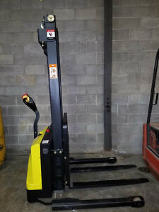 2200 Economy Electric Stacker Pallet Jack