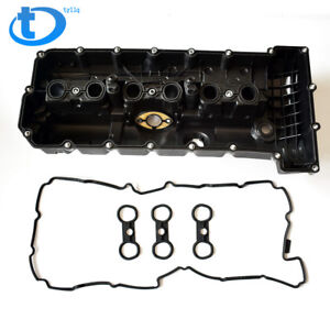 New Engine Valve Cover Set Kit 11127552281 For Bmw 128i 328i 528i X3 X5 Z4 Usa