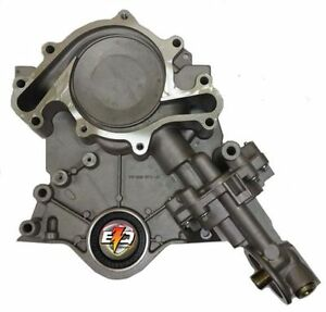 Ford 3 8 1996 1997 4 2 1997 2005 Timing Cover With Oil Pump