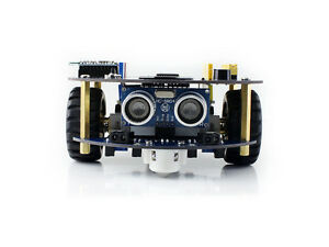 Alphabot2 Robot Building Kit For Arduino Includes Uno Plus Dual mode Bluetooth