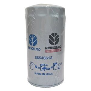 New Holland Engine Oil Filter Part 86546613