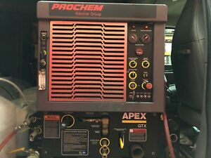 Prochem Apex Gtx Carpet Cleaning Truckmount Machine 90 Day Warranty