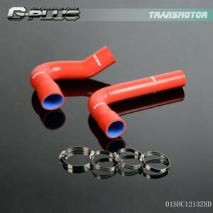 Silicone Radiator Hose Piping Kit For 1967 1970 Ford Mustang Falcon Fairlane V8