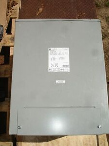 Ge 25kva Wall Mount Transformer 9t21b9106 Hv480 X Lv120 240 600volt 1 Phase New