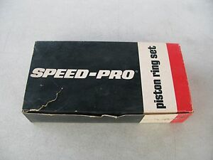 Speed Pro Piston Ring Fit Gmc Pontiac 400 428 1967 1975 R9255 005