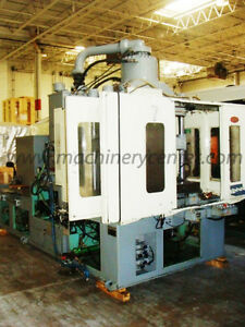 150 Ton 9 87 Oz Nissei Vertical Injection Molding Machine 97