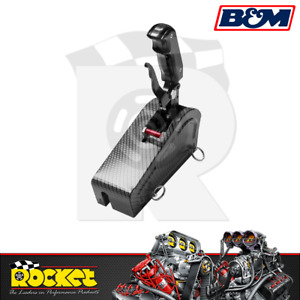B M Stealth Magnum Pro Grip Shifter Carbon Ford Gm 3 4 Speed Trans Bm81059