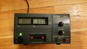 Extech Dc Regulated Power Supply 382213